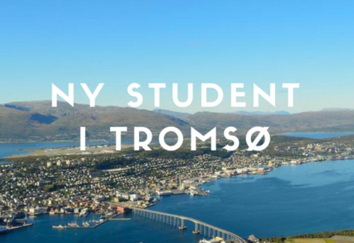Ny student i Tromsø eller bare ny
